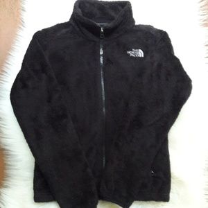 North Face hoodie girls size M (10/12)